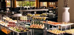 Melia Salinas, Lanzarote, Canary Islands - breakfast buffet