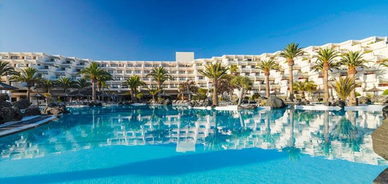 Hd Beach Hotel Lanzarote