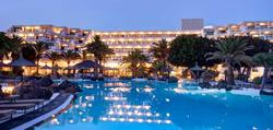 Melia Salinas, Lanzarote, Canary Islands - luxury windsurf hotel