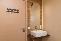 Kalliopi Studios - Keros Bay, Lemnos (Limnos), Greek islands. Bathroom.