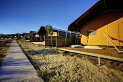 Surf Club Keros - Lemnos. Eco Tents.