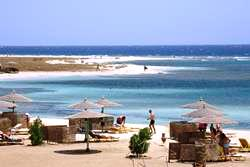 Shams Alam Beach Resort - Marsa Alam, Red Sea.