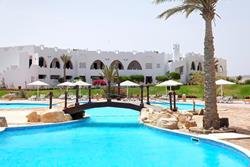 Three Corners Equinox Beach Resort - Marsa Alam. Main swimming pool.