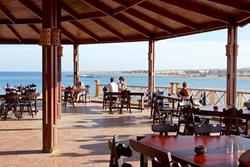 Three Corners Equinox Beach Resort - Marsa Alam. Panorama bar,