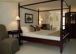 20 Degrees Sud boutique hotel, Mauritius - Charm bedroom.
