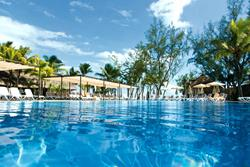 Le Morne Hotel, adults only - Mauritius. Swimming pool.