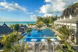 St Regis Resort - Mauritius. Swimming pool.
