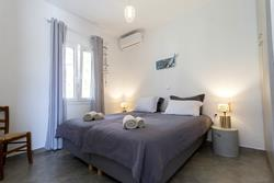Budget Self Catering Apartments - Naxos. Olga Apartment bedroom.