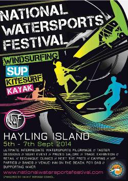 National Watersports Festival Hayling Island 2014