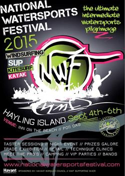 National Watersports Festival Hayling Island 2015