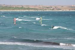 Keros Bay Windsurf Video