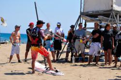 Prasonisi Windsurf Clinic 2013