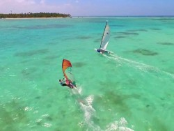 Tobago Windsurf Kite SUP Sail