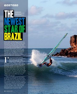 Gostoso - New Windsurfing Location in Brazil